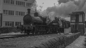 2890 & 52322, Rawtenstall, ELR Spring Steam Gala 2018