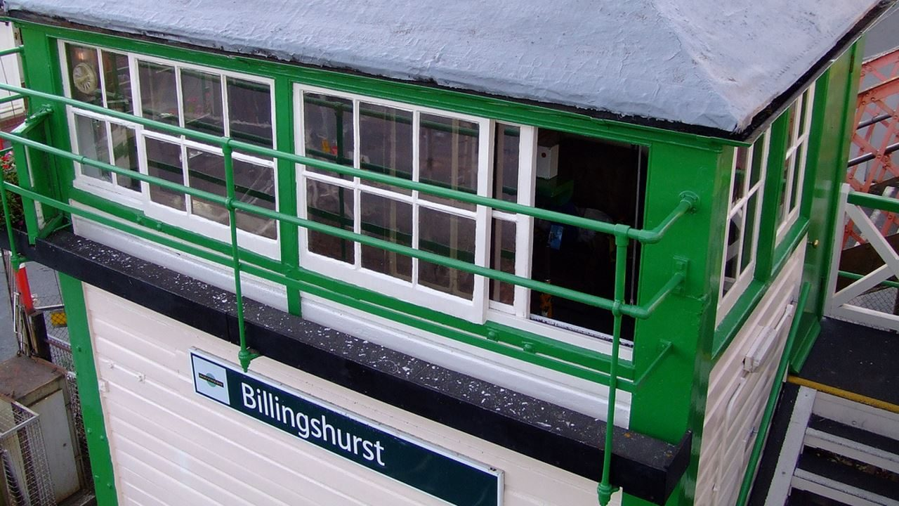 Billingshurst Signal Box