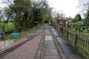 Fancott station