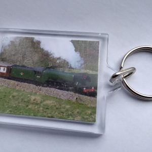 Flying Scotsman Keyring