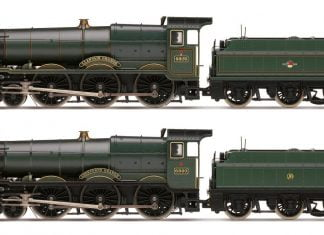 Both New Hornby Granges // Hornby