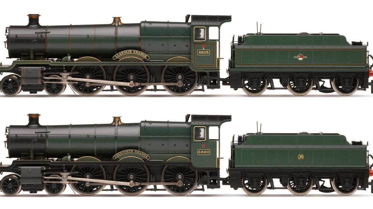 Both New Hornby Granges // Hornby