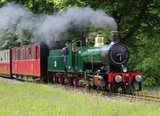 Katie // Credit Kirklees Light Railway