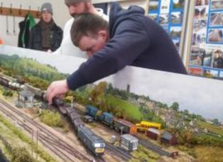 Greater Anglia model trains