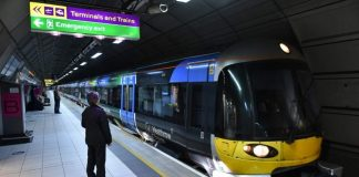 Heathrow Express 333