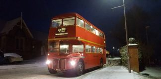 London Transport Routemaster comes to rescue for Arriva Trains Wales