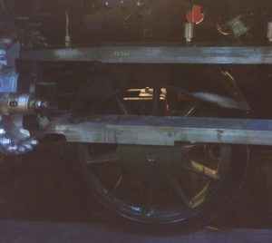 Refitted Slidebars // Credit Essex Locomotive Society