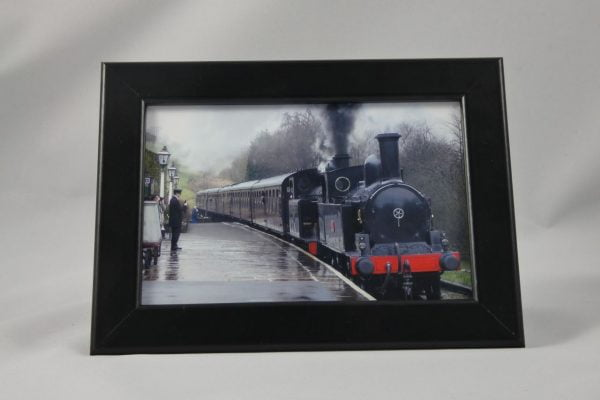 1054 and 85 through Oakworth framed