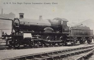 """3473 """"County of Middlesex // Credit Churchward County Trust Collection"""