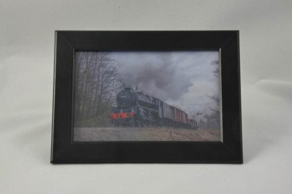 44871 Freight at Damems framed
