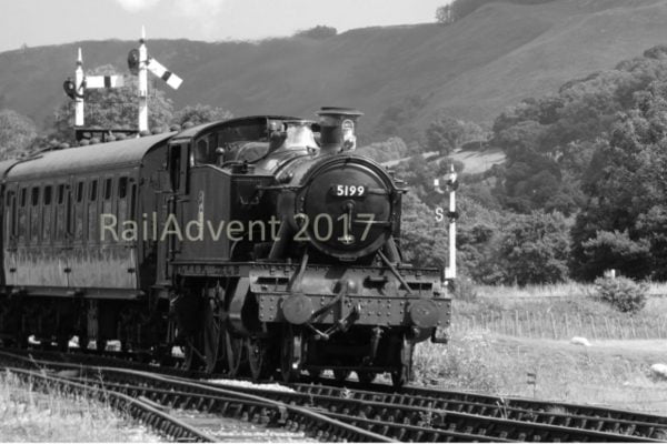 5199 arrives at carrog