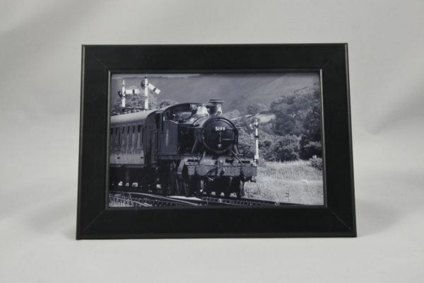 5199 arriving into Carrog framed