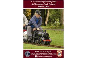 "Thompson Park Railway 7.25"" Society AGM Gala"