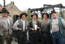 Beamish wins top award