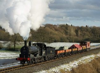 52322 on the East Lancashire Railway by Liam Barnes