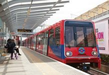 Docklands Light Railway industrial action suspended