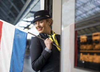 Eurostar launch train service between London and Amsterdam