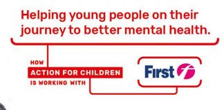 FirstGroup to help with children mental health
