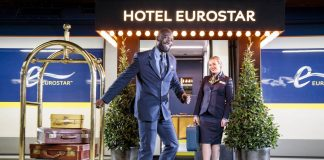 Eurostar launch hotel collection