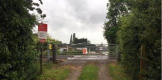 Reminder to users of level crossings in Lancashire as new timetable comes into effect