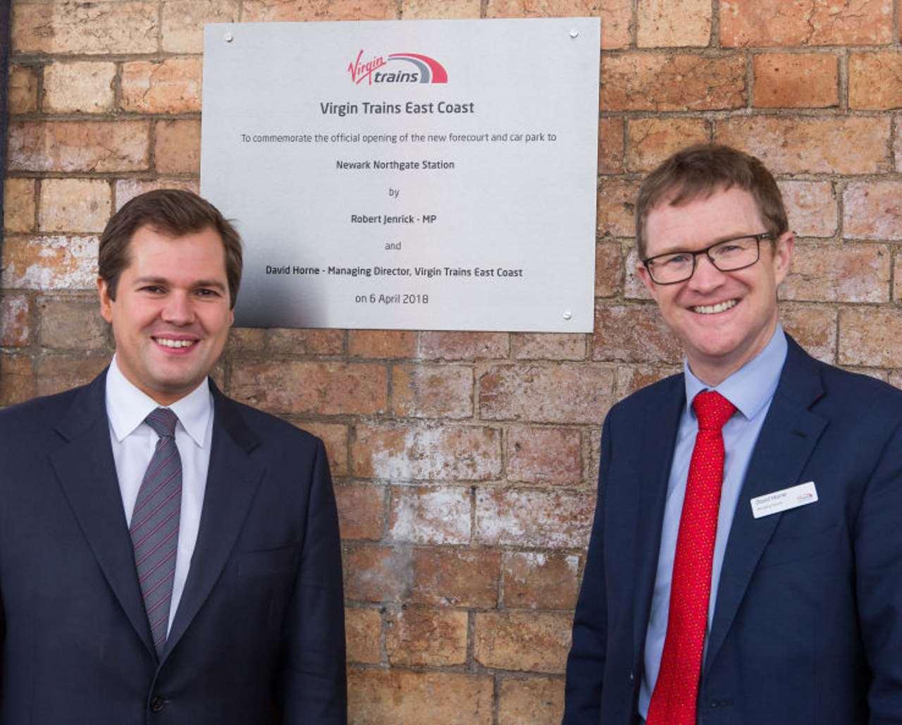 Virgin Trains reveal new newark northgate