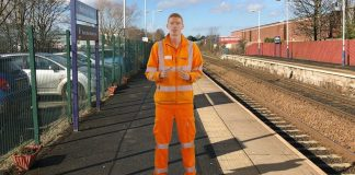 Network Rail provides free safety sessions to schools on the dangers of the railway