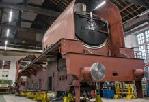 P2 steam locomotive release appeal to buy motion for 2007 Prince of Wales