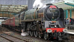 The Dalesman (Chester - Carlisle) @ Chester Railway Station | England | United Kingdom