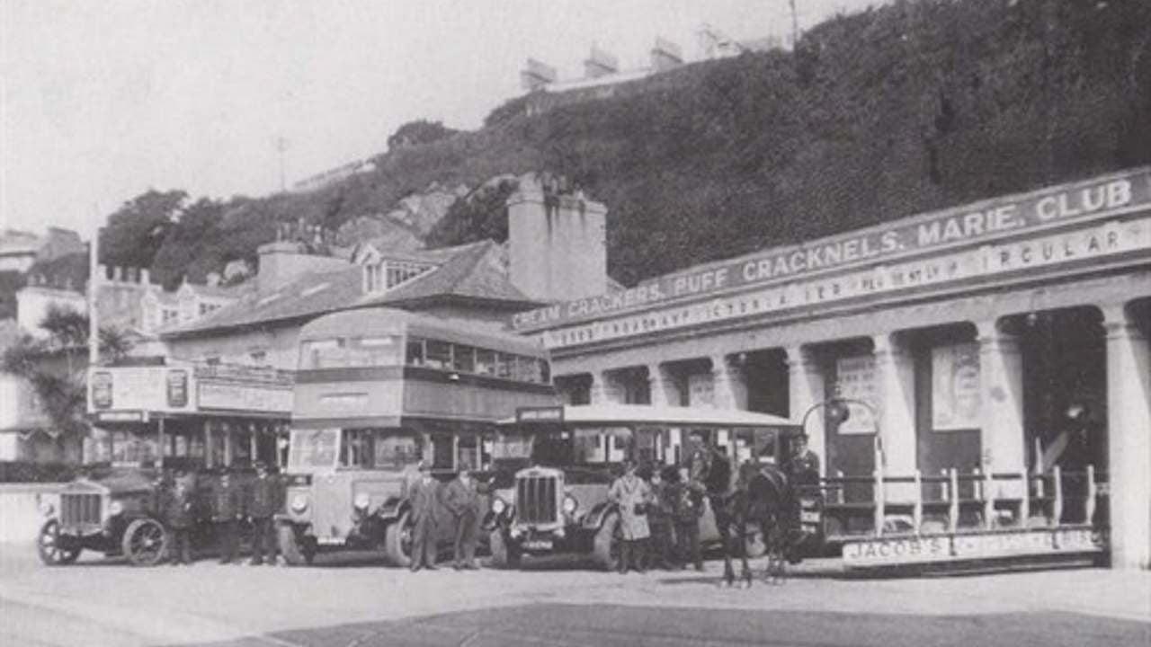 Strathallan depot