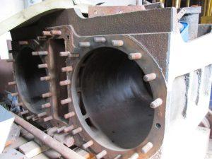 Replica No.567 Cylinder Block // Credit Andrew Horrocks-Taylor