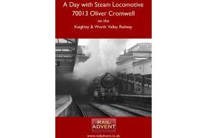 Oliver Cromwell Steam Locomotive