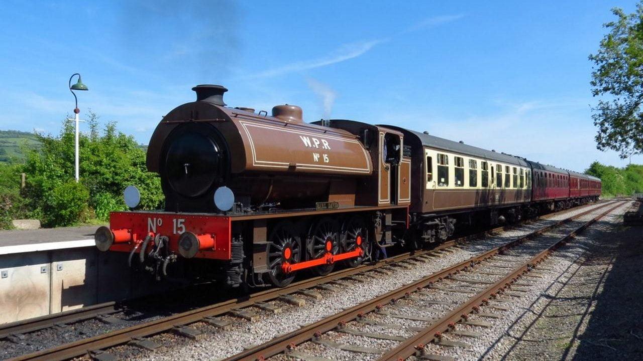 Credit: Avon Valley Railway