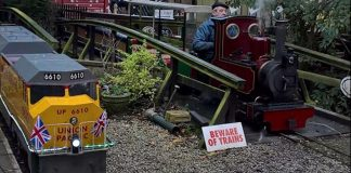 Brookside Miniature Railway to close