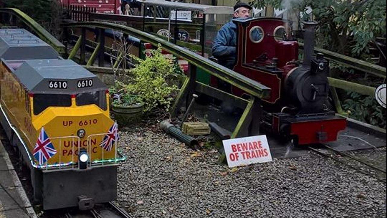 Brookside Miniature Railway to close