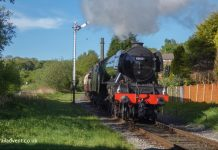 Flying Scotsman to steam through Manchester and York