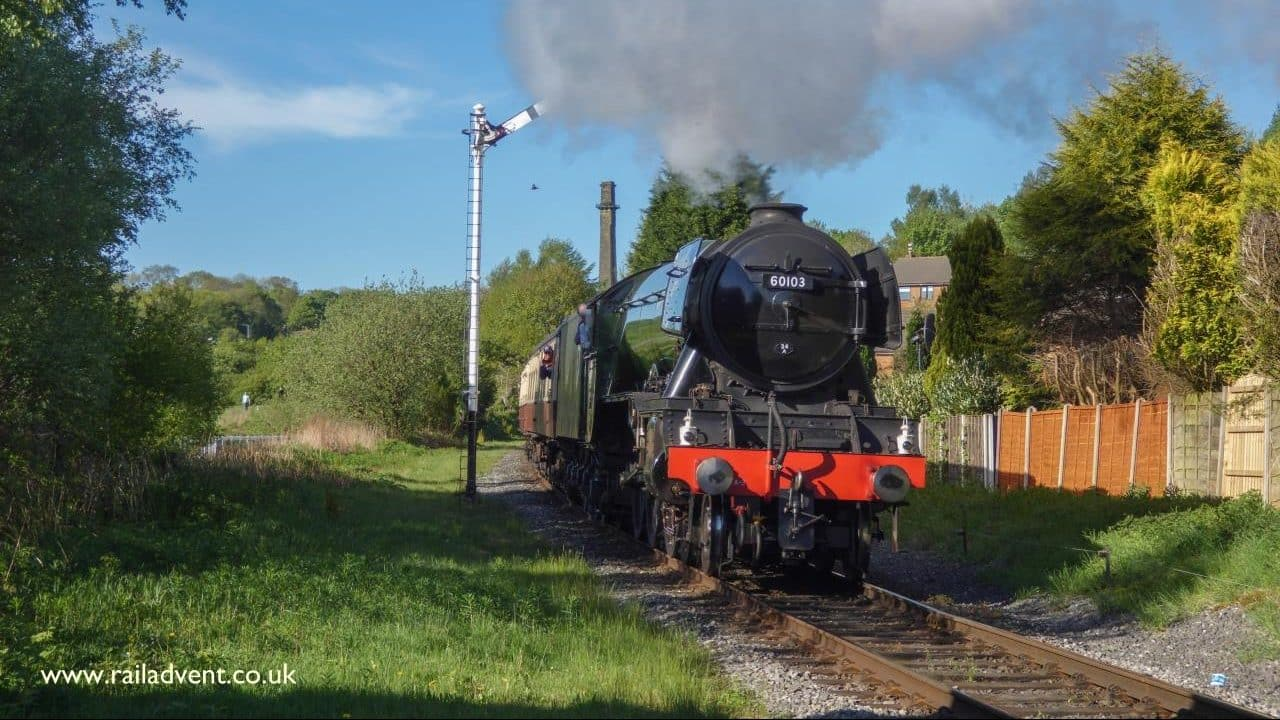 LNER Gresley A1 and A3 Class steam locomotives - Sole Survivor