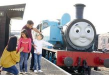Thomas set to visit the East Lancashire Railway