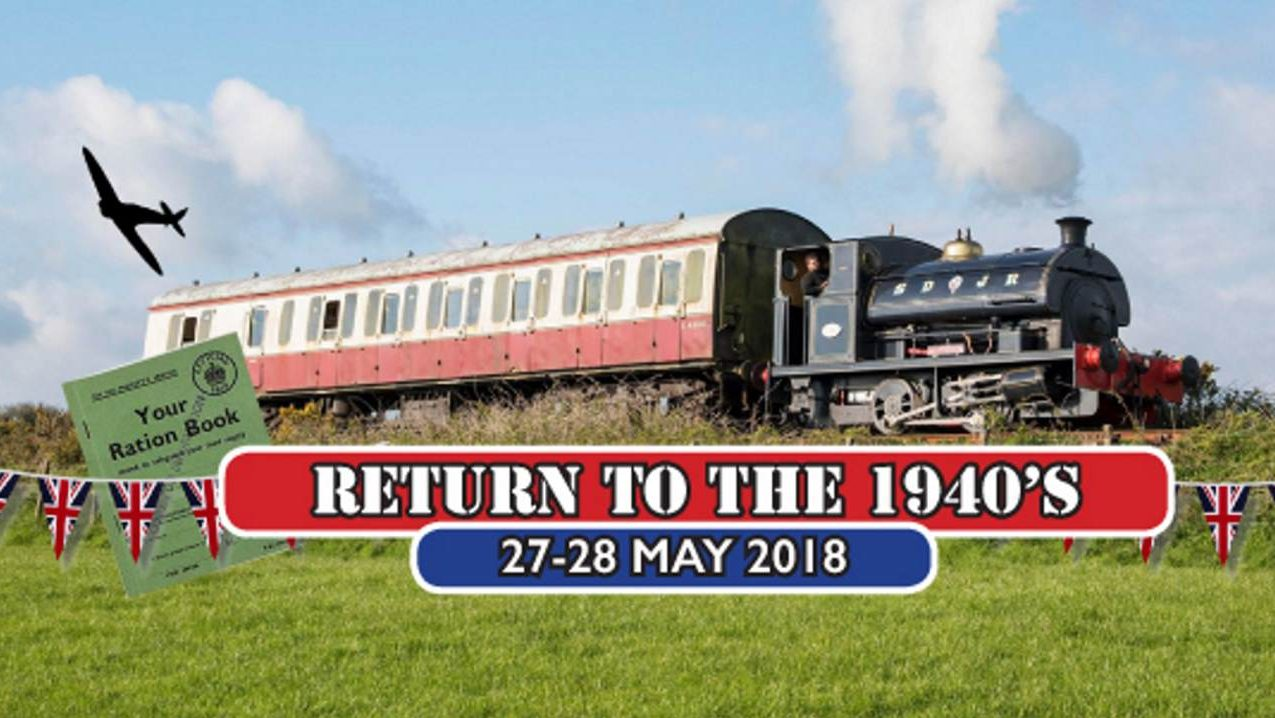 Helston Railway to welcome back steam hauled trains at May Bank Holiday
