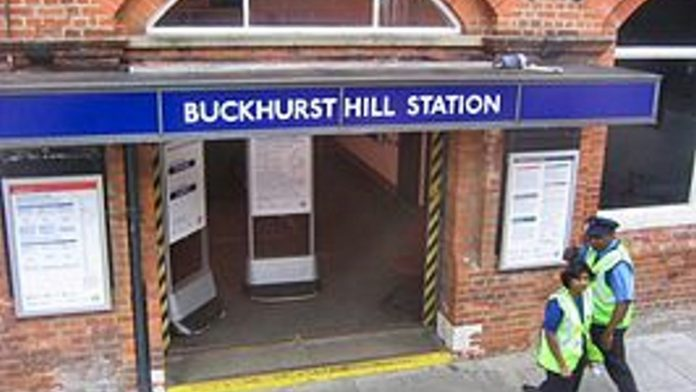 Buckhurst Hill station becomes next tube station to become step free