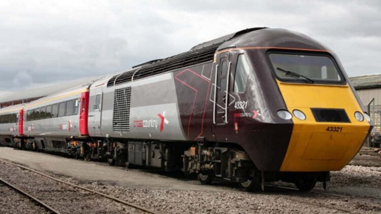 CrossCountry HST