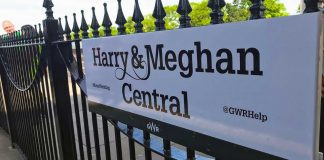 Great Western Railway rename Windsor and Eton to Harry and Meghan Central ahead of Royal Wedding