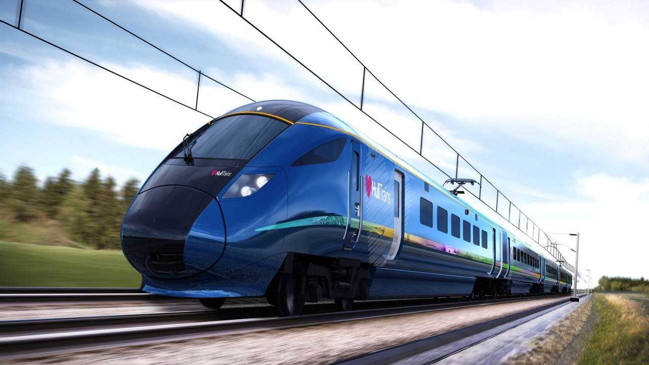 Hull Trains set to bring in new trains from December 2019