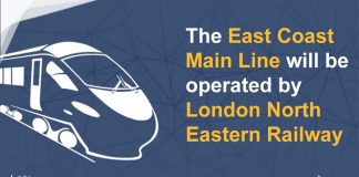 London North Eastern Railway take over Virgin Trains East Coast