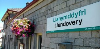 Llandovery to see launch of section of rail trail