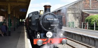 Mid Norfolk Railway run first public trains on extension