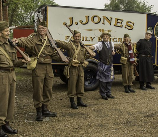 Dad's Army set for North Norfolk Railway visit