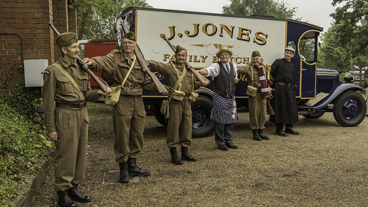 Dad's Army set for North Norfolk Railway visit