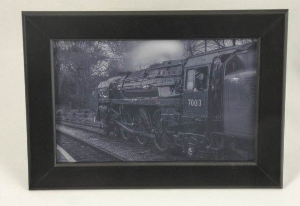OC Oxenhope - Steam Gala - Framed