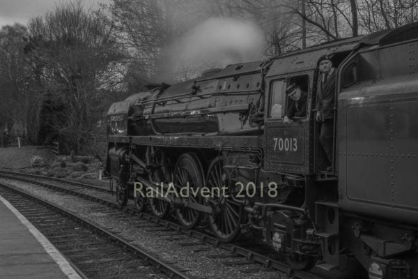 OC Oxenhope - Steam Gala - Item Listing