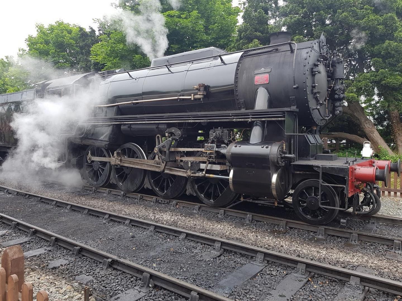 No.5197 at Toddington // Credit Jamie Duggan, RailAdvent
